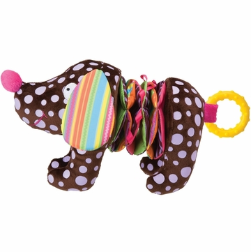 Alex Jr. Stretchy Puppy Plush Toy