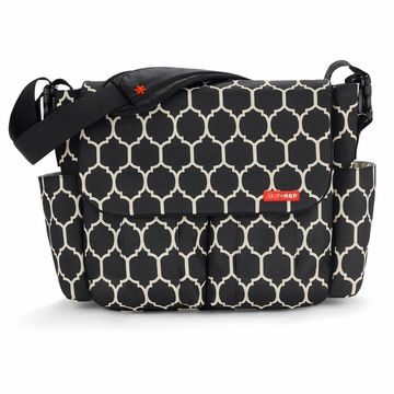 Skip Hop Dash Diaper Bag - Onyx Tile