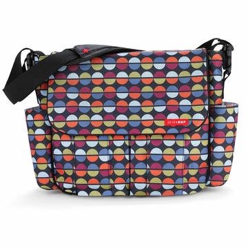 Skip Hop Dash Diaper Bag - Sequins