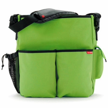 Skip Hop Duo Deluxe Edition in Apple Green