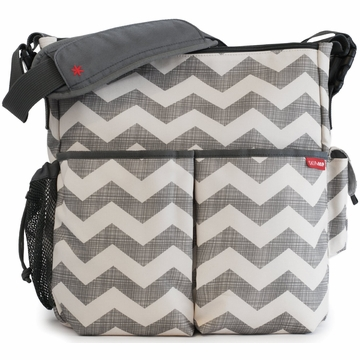 Skip Hop DUO Essential Diaper Bag - Chevron