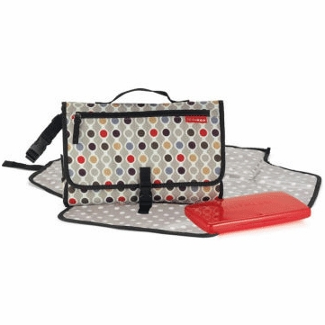 Skip Hop Pronto Changing Wallet in Wave Dot