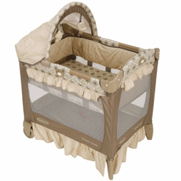 Graco Travel Lite Crib 1749735 in Marlowe
