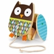 Skip Hop Treetop Owl Pull Toy