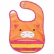 Skip Hop Zoo Tuck-Away Bib - Cat