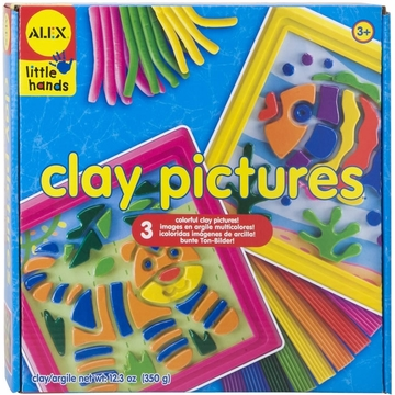 Alex Clay Pictures Kit