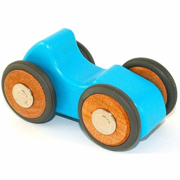 Tegu Riley Roadster Magnetic Wooden Car