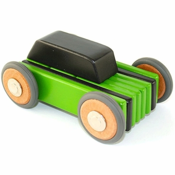 Tegu Hatch  Magnetic Wooden Car