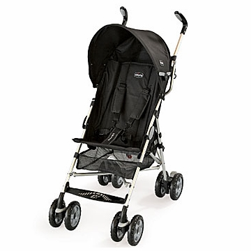 Chicco C6 Stroller in Black