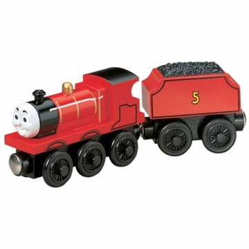 Thomas & Friends Wooden Railway James The Red Engine