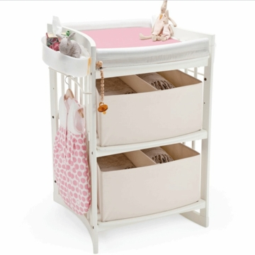 Stokke CARE Changing Table in White