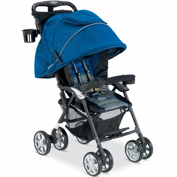 Combi Cabria Stroller - Royal Blue