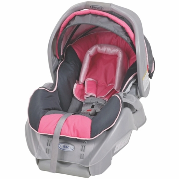 Graco SnugRide 22 Infant Car Seat Juliette 8F62JUL3
