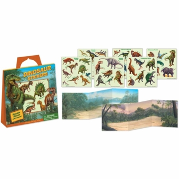 Peaceable Kingdom Dinosaurs Sticker Pack