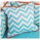 Caden Lane Bright Baby Green Square Pillow (Limited Edition)