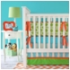 Caden Lane Bright Baby Green 2 Piece Crib Set (Limited Edition)