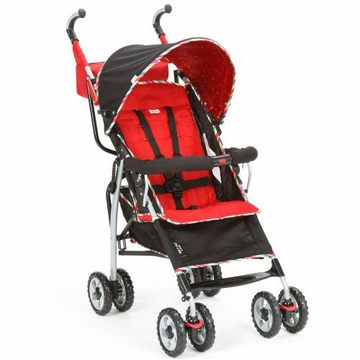 Lamaze Ignite Stroller - Black/Red