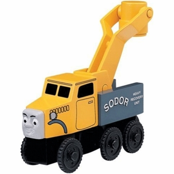 Thomas & Friends Wooden Railway Butch The Tow Truck