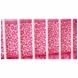 Caden Lane Girly Pink Leopard Crib Sheet (Limited Edition)