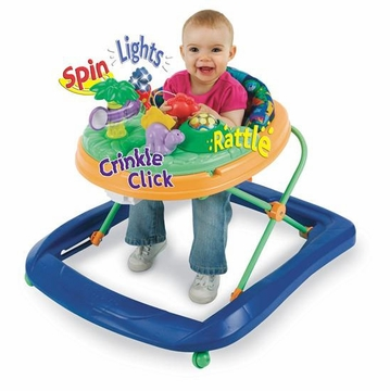 Safety 1st Sound 'n Lights Discovery Walker