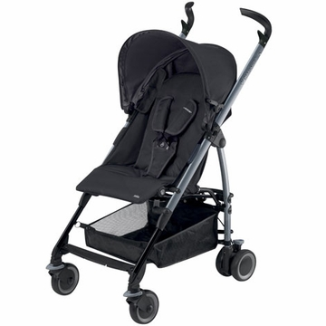 Maxi Cosi Mila Umbrella Stroller - Total Black