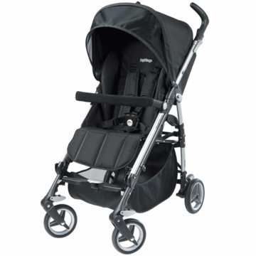 Peg Perego Si Lightweight Stroller in Nero