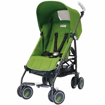 Peg Perego Pliko Mini Lightweight Stroller - Aloe Green