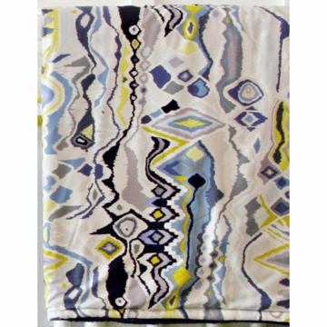 Caden Lane Ikat Circus Boy Blanket (Limited Edition)