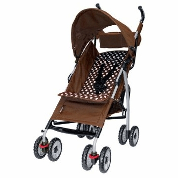 The First Years Ignite Stroller Pink Polka Dot