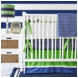 Caden Lane Preppy Navy Boy 2 Piece Crib Set (Limited Edition)