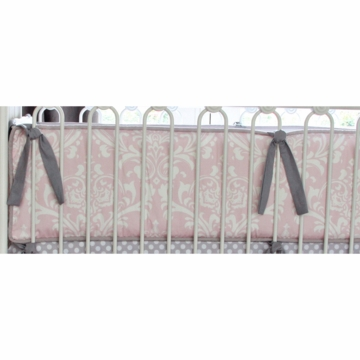 Caden Lane Sweet Lace Damask Bumper (Limited Edition)