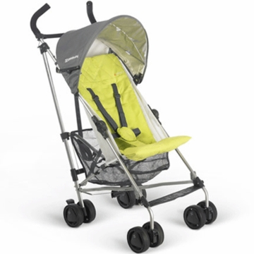 UppaBaby Kyle G-Lite Stroller in Chartreuse