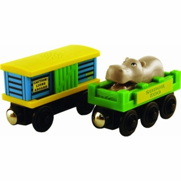 Thomas & Friends Wooden Railway Zoo Car