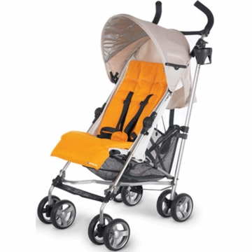 UppaBaby 2011 Ani G-Luxe Stroller in Orange