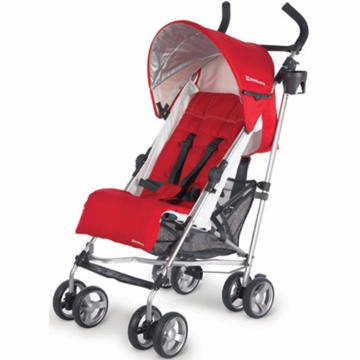 UppaBaby 2011 Denny G-Luxe Stroller in Red