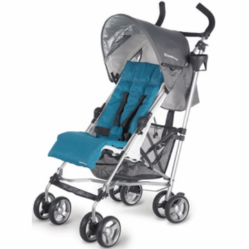 UppaBaby 2011 Sebby G-Luxe Stroller in Teal