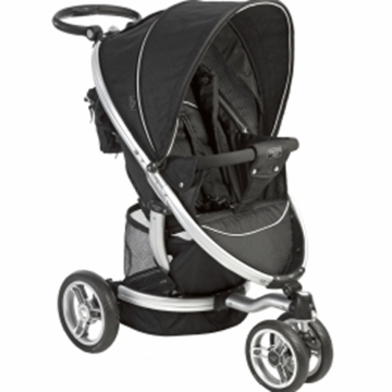 Valco Baby Single ION Stroller in Raven
