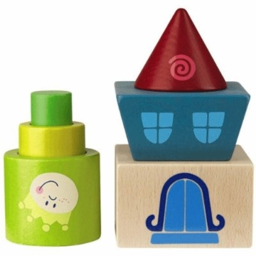 Haba Plug & Pile The Royal Tower