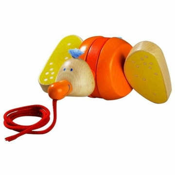 Haba Pulling Animal Ducky Duck