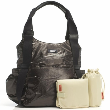 Storksak Tania Diaper Bag - Chocolate