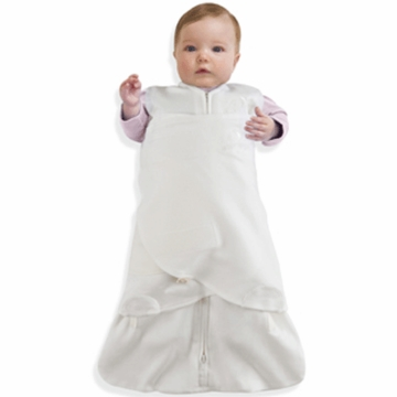 Halo 100% Organic Cotton SleepSack Swaddle - Newborn
