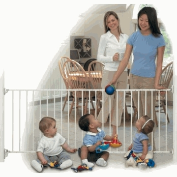 Summer Infant Sure and Secure Expansion Gate