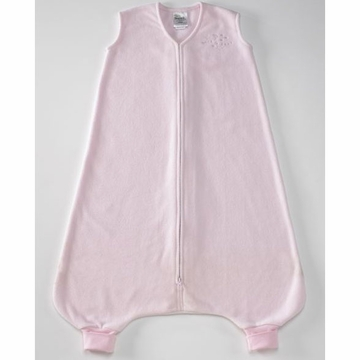 Halo Micro-Fleece Early Walker SleepSack Wearable Blanket - Soft Pink - Large