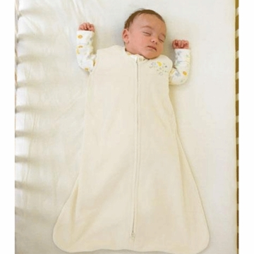 Halo Micro-Fleece SleepSack Wearable Blanket - Cream - Medium