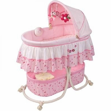 Summer Infant Ladybug Modern Bassinet - D