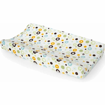 Carter's Changing Pad Cover - Laguna