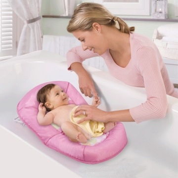 Summer Infant Mother's Touch Comfort Bath Support in Pink