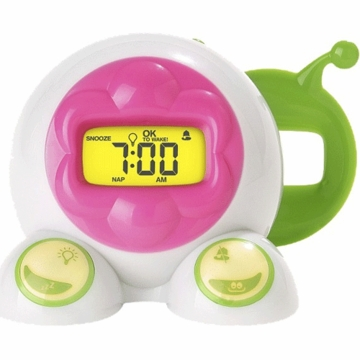 American Innovative Ok to Wake! Alarm Clock & Nightlight