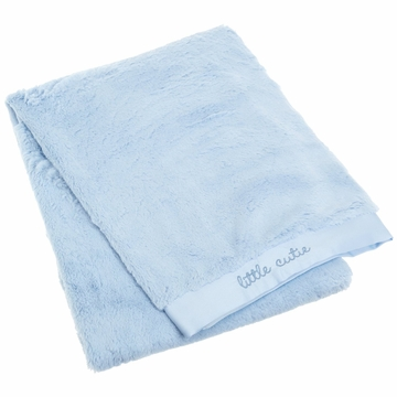 Carter's Cushysoft Blanket - Blue