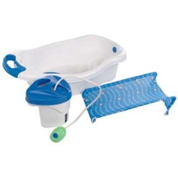 Summer Infant Newborn to Toddler Bath Center Shower 08440